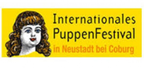 Banner Internationales puppenfestival in Neustadt bei Coburg
